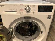 Neuwertige LG-Waschmaschine 9 kg 1400
