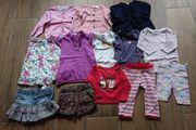 Kleiderpaket Sommer Übergang Mädchen 74