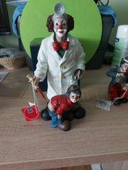 Gilde Clown Arzt mit Patient