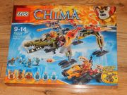LEGO Legends of Chima 70227