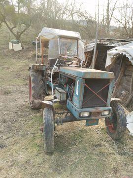 Traktoren, Landwirtschaftliche Fahrzeuge - Traktor Hanomag 400 401 S