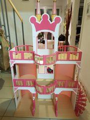 Puppenhaus Barbie Schloss Spielhaus