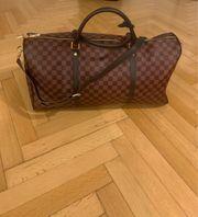 Louis Vuitton Keepall 50 Style