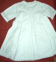 Kinderkleidchen aus Omas Zeiten Gr
