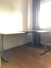 Schreibtisch Galant mit Verlängerung