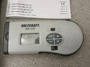 Batterietester Voltcraft Digital