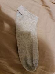 Socken Getragene Socken
