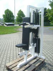 HBP Dorsal Maschine Seithebenmaschine Kraftgerät