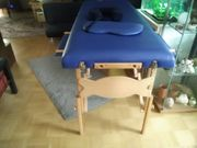 Massage Tisch für unterwegs