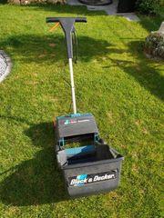 Elektrischer Rasenlüfter Black Decker