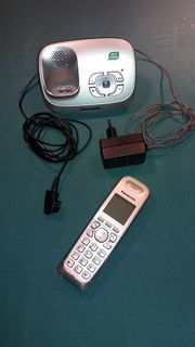 Panasonic KX-TG6521G Digitales Schnurlos Telefon