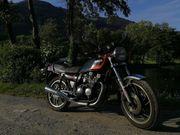 Motorrad Oldtimer Yamaha XJ550 4V8