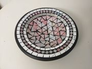 Mosaikschale Tonschale Keramikschale Spiegel Deko