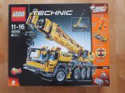 LEGO Technic - Mobiler Schwerlastkran 42009