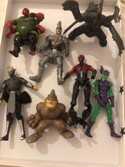 Action Figuren Sammlung