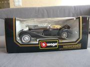 BURAGO Mercedes Roadster div