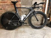 Specialized SWORKS Shiv TT bike