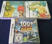 DS Spiele zu verkaufen
