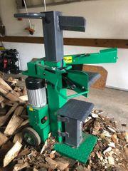 Elektr Holzspalter 9 t Spaltkraft