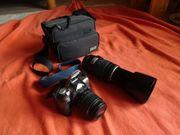 Spiegelreflex Kamera CANON EOS 300
