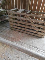 Transport box fuer schweine