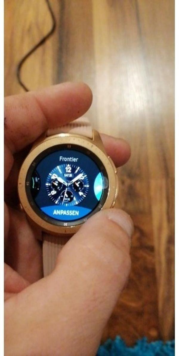 Samsung Galaxy Watch LTE 42mm Smartwatch (3,05 cm1,2