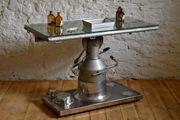Tisch IndustrieDesign Antik Bartisch Hausbar