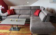 Verkaufe qualitativ hochwertige Sitzgarnitur knapp