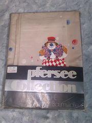Kinderbettwäsche Clown