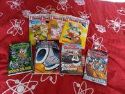 Donald Duck Bücher