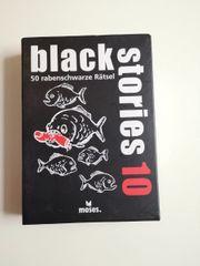Black Stories 10 - Moses Gesellschaftsspiel