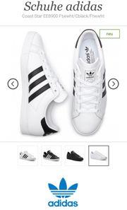 adidas Schuhe, Größe: 42 in Eggenstein Leopoldshafen