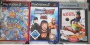 2X Ps2 Spiele Playstation2