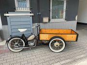Lastenmoped Dreirad Moped Göricke Modell