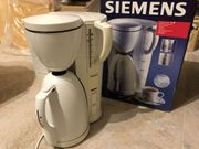 Siemens Filter Kaffeemaschine
