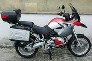 Strassen - Enduro BMW R1200GS mit