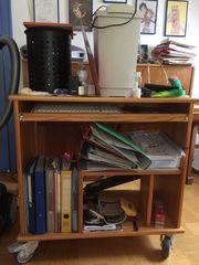 Computerschrank Schreibtisch Kommode