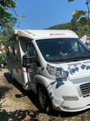 Fiat Dethleffs GlobeS Wohnmobil