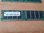 Speicherriegel 256 MB DDFR CL