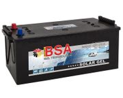 BSA Solar Gel Batterie 240Ah