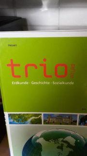 Neu unbenutzt Trio atlas Erdkunde