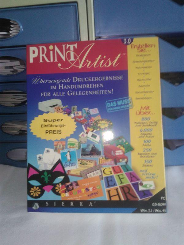 Print Artist 3 PC für