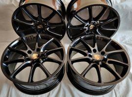 Original 20 ```` Porsche Cayenne Sport Turbo E Legierungen 9Y0 E3