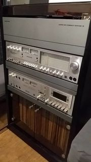 Stereoanlage Grundig Compact System 10