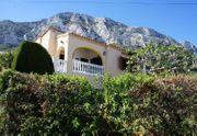 Ferienhaus mit Privatsphäre in Spanien
