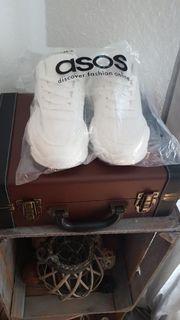 Asos Sneaker weiß