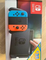 Nintendo switch UNBENUTZ
