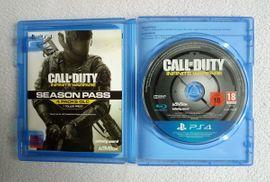 Playstation, Gerät & Spiele - PS4 Spiel Call of Duty