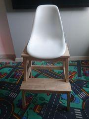 Ikea Bäkvam Sitzhocker und Kindersitz