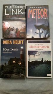 Bücher je 1 Euro